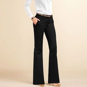 Body By Victoria Kate Fit Dress Pants Extra Long 4